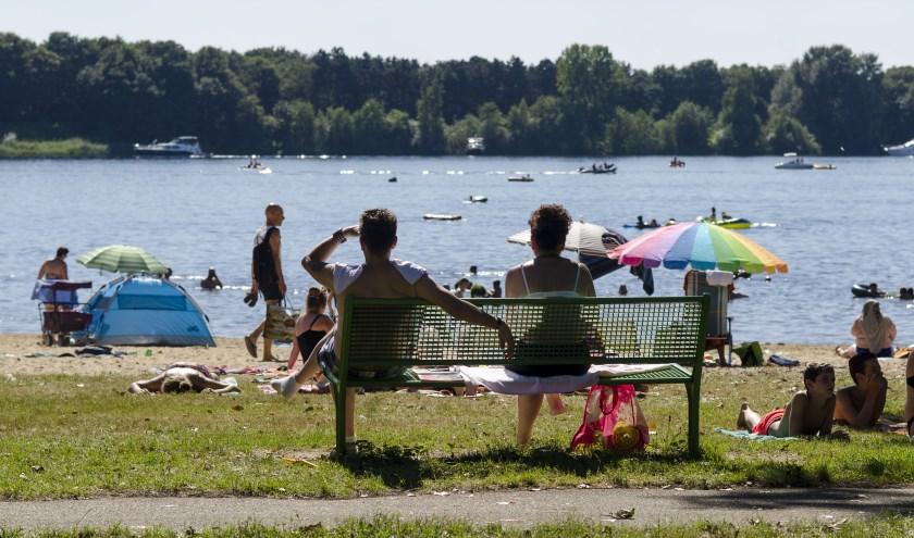 Het hoogseizoen op de recreatiegebieden van Leisurelands is begonnen. (foto: Leisurelands)