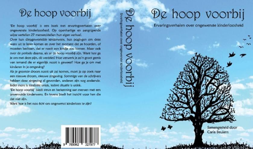 Het boek 'De hoop voorbij'.
