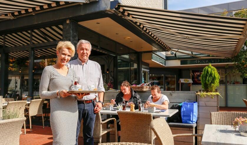 Mieke en Piet Bressers namen in juni het Belegh van Veghel over (Foto: Margot van Kleef).