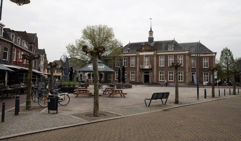 De Markt in Veghel gaat op de schop
