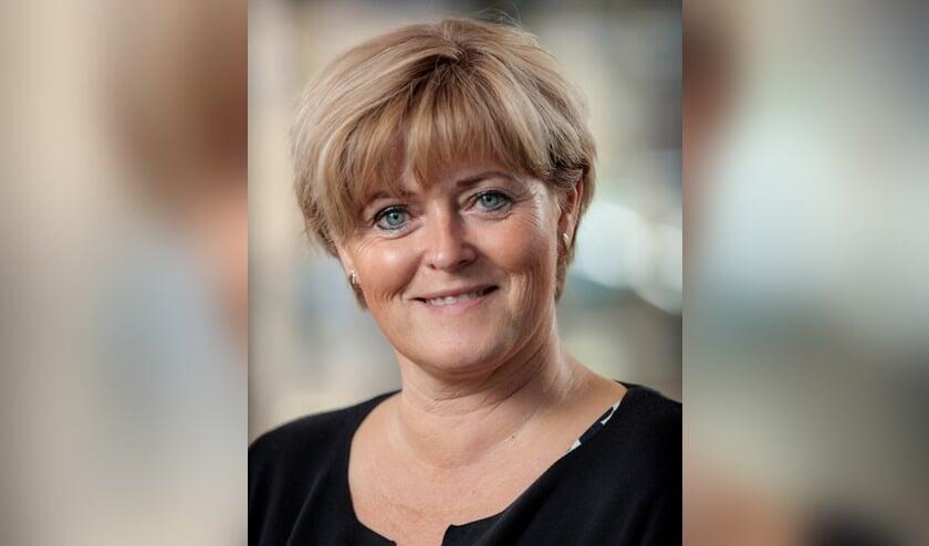 Burgemeester Marleen Sijbers.