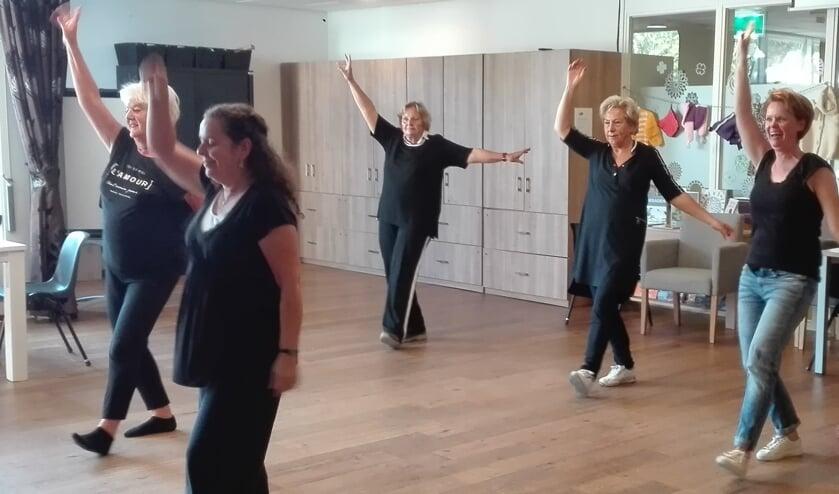 Maasziekenhuis Pantein organiseert de workshop Dansend in Balans sinds kort voor patiënten die in het Maasziekenhuis worden behandeld voor kanker.
