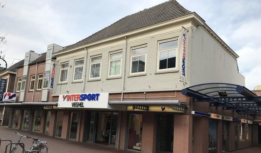 Willy van Erp (eigenaar Intersport Veghel) vertrekt met pijn in het hart uit Veghel.