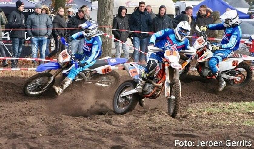 De meest constante coureur over de drie manches wint de titel (foto: Jeroen Gerrits)
