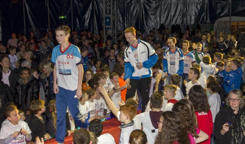 Een eerdere editie van het Sportgala (foto: Ad van de Graaf)