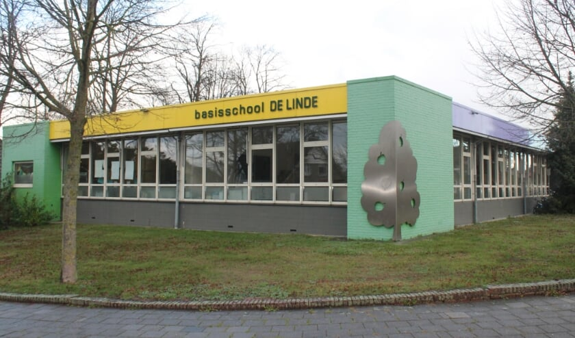 <p>Basisschool De Linde in Macharen.</p>