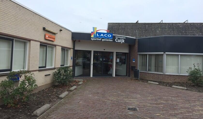 <p>Sporthal De Kwel in Cuijk.</p>
