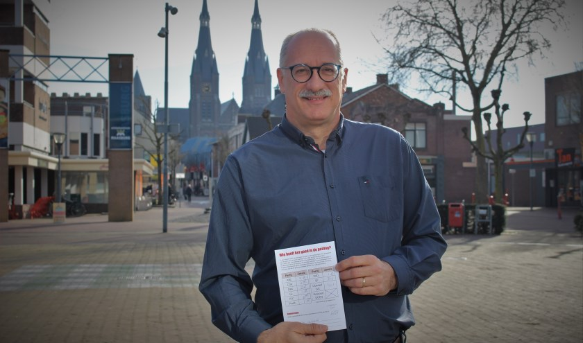 Maarten Jilisen ligt opnieuw onder vuur over de overeenkomst die de gemeente wil sluiten met LACO over sporthal en zwembad De Kwel.