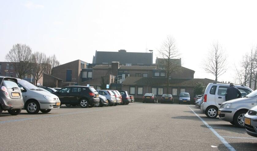 Zwaanplein in Cuijk.