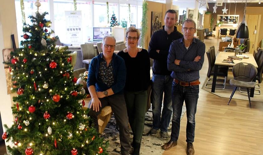 Het team van Meubelstudio van Haren wenst u fijne feestdagen en een een gelukkig en gezond 2019 toe!