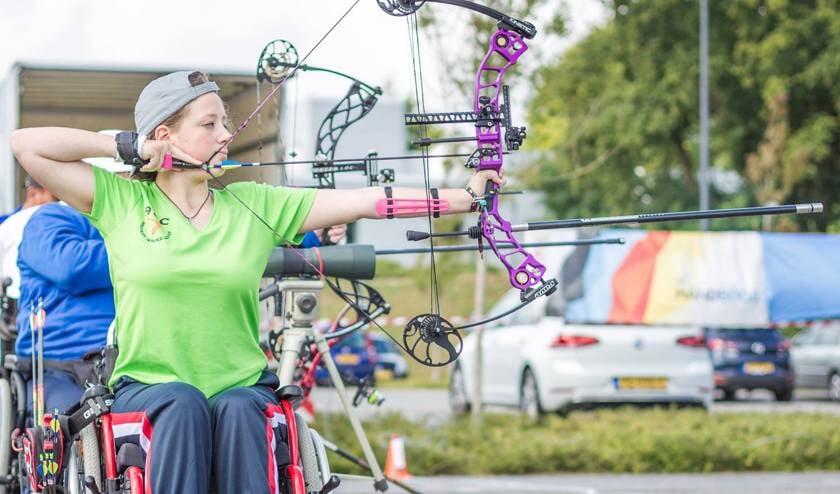 Melissa Platenburg is verkozen tot Sporter van het Jaar