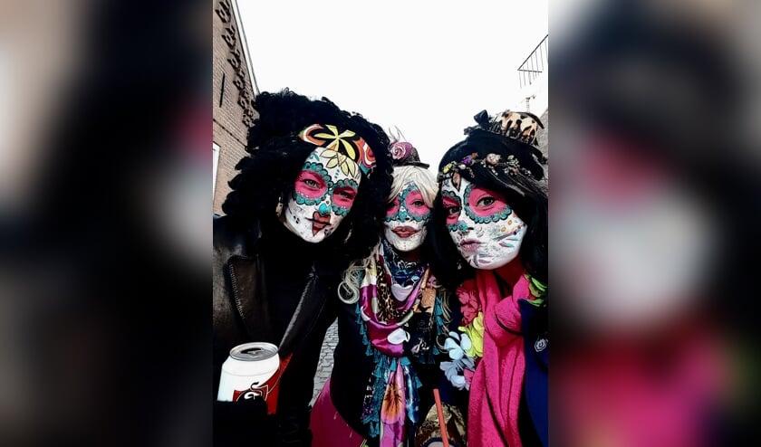 <p>Carnaval in Megen. (Foto: Vivianne Van Den Berg- Van Orsouw)</p>