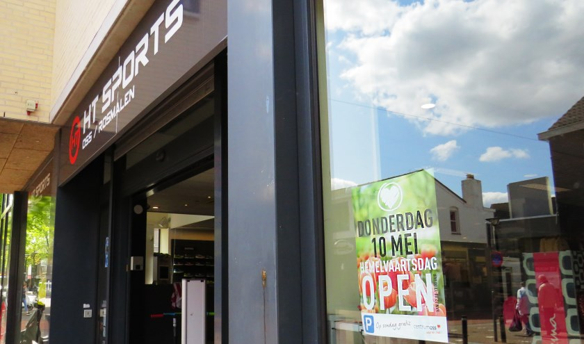 Hemelvaart Winkels Open.Veel Winkels In Het Osse Centrum Open Op Hemelvaartsdag