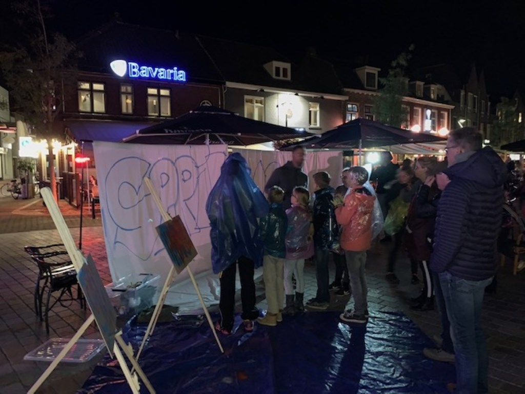 Opening markt Veghel.   © Kliknieuws Veghel