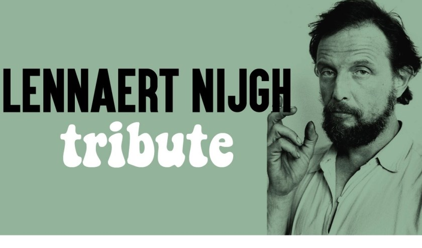 Lennaert Nijgh Tribute in De Lievekamp