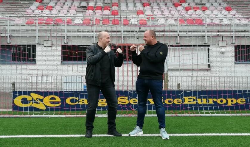 Eric Reijnders en John Tiemissen.