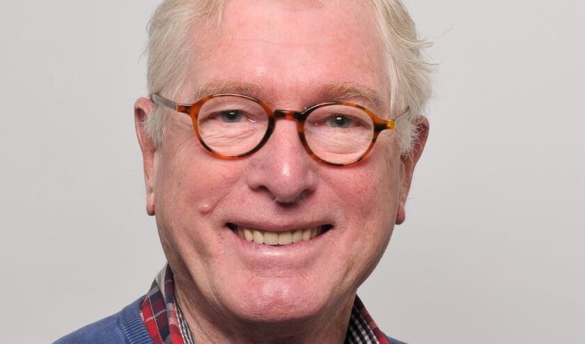 <p>Louk Hombergen alias Van Veldeke, columnist van de Seniorenpagina SWOC.</p>
