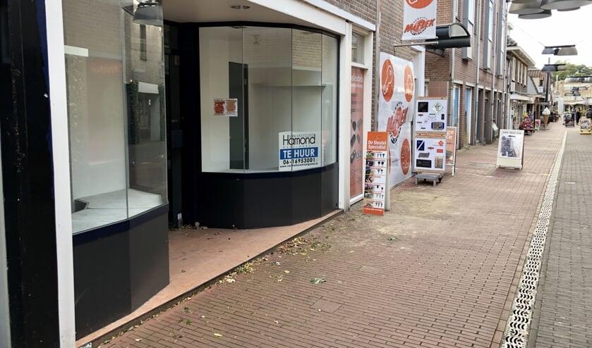 De ondernemer(s) met het beste idee mag gratis een half jaar zijn intrek nemen in dit leegstaande pand in het Veghelse centrum.