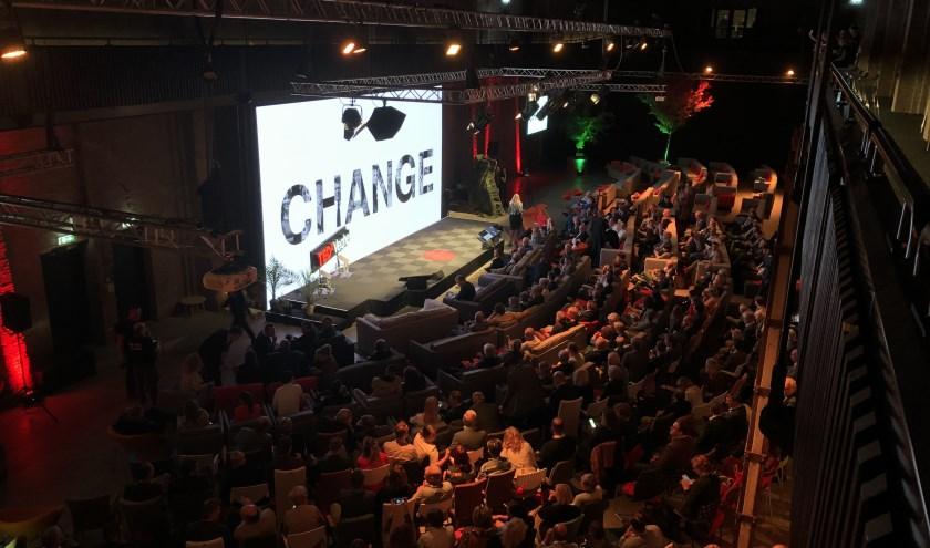 Het thema van de derde editie is Change.
