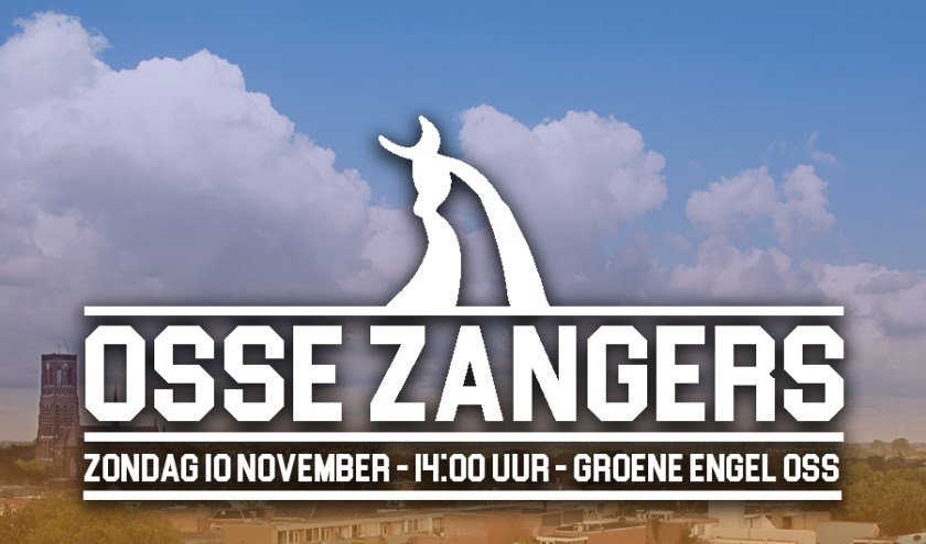 Eerste editie van de Osse Zangers.