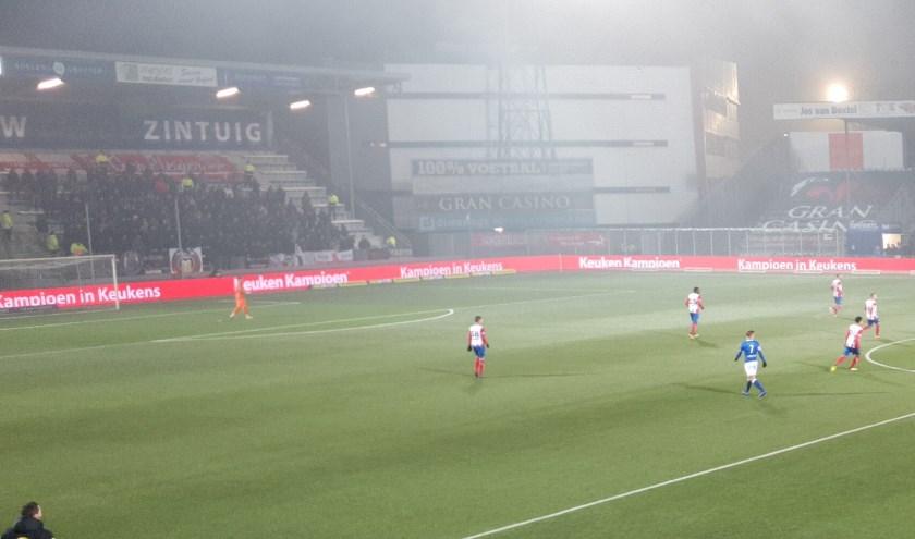 Een eerdere editie van FC Den Bosch - TOP Oss, niet die van 4 oktober.