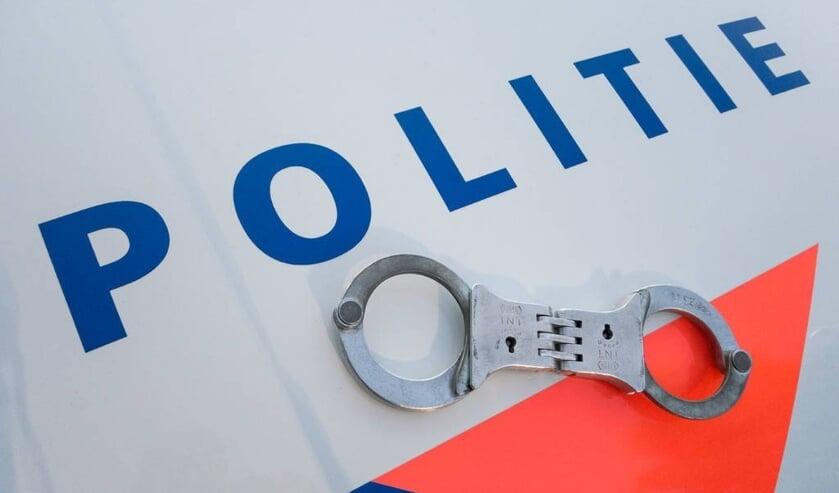 Dronken en agressieve man opgepakt in Boxmeer.