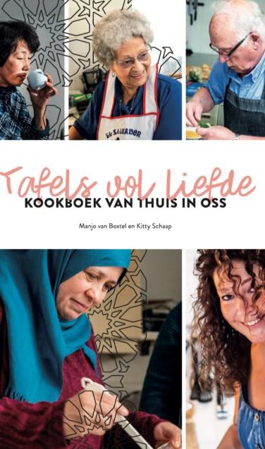 Kookboek Tafels vol Liefde.