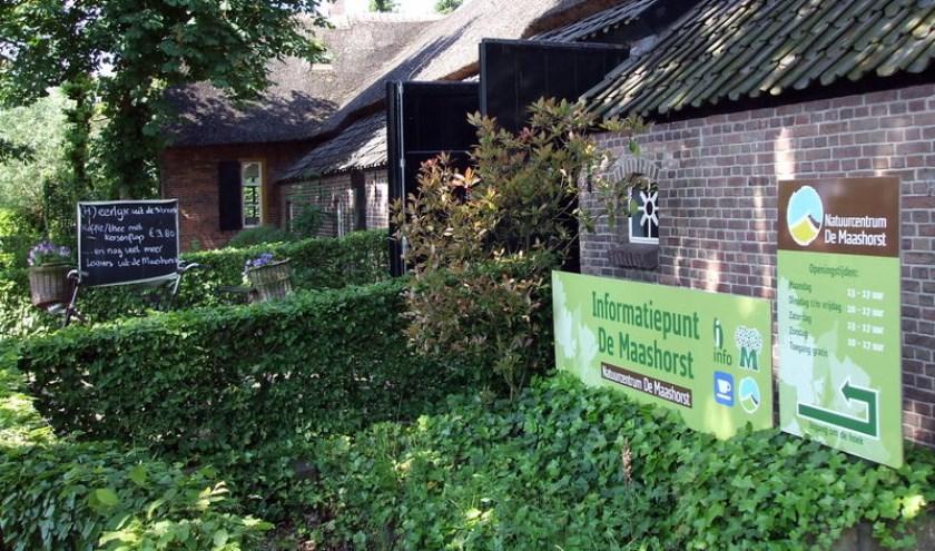 Natuurcentrum De Maashorst.