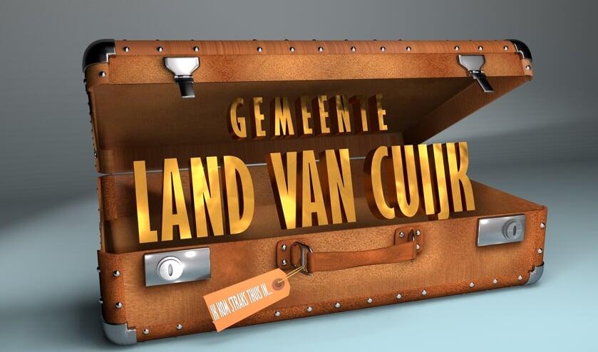 De nieuwe fusiegemeente gaat Land van Cuijk heten.