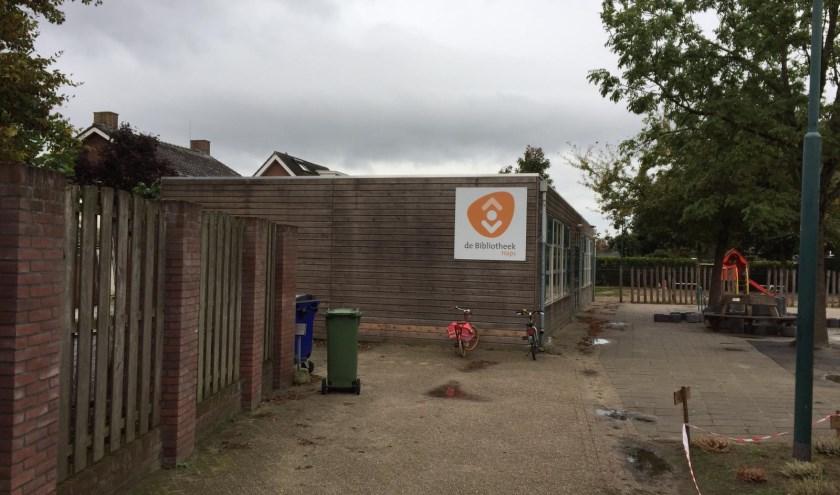 Sluiting van de bibliotheek in Haps is één van de ombuigvoorstellen waar de Cuijkse gemeenteraad zich over gaat buigen.