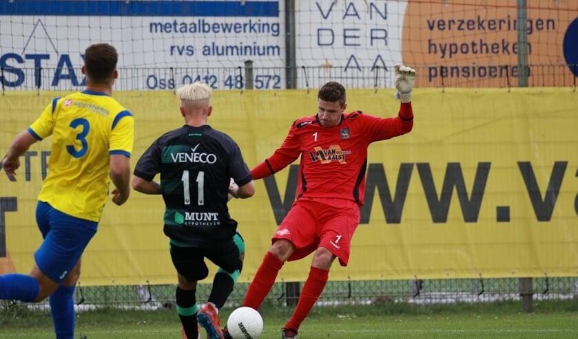 Rick van der Leest. (Foto: Jeroen Engelen)