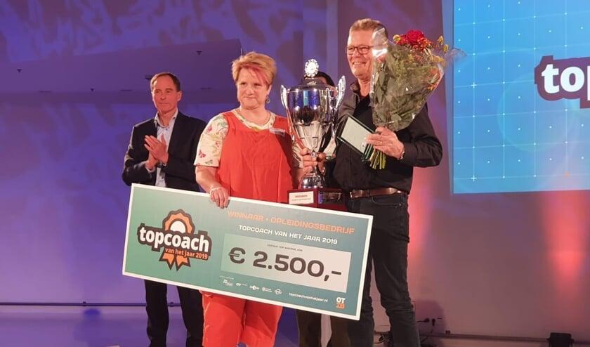 Theo van den Elzen is 'Topcoach van het Jaar'.