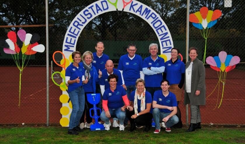 De toernooicommissie is tevreden over het verloop van de het toernooi.