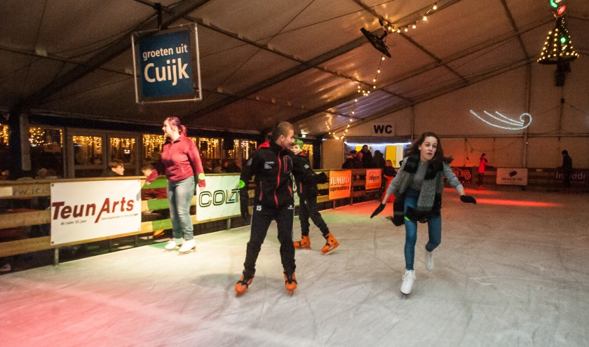 Cuijk on Ice