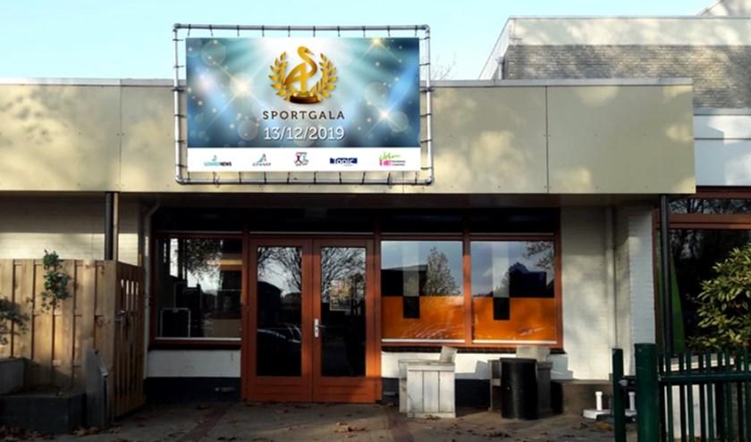 Het Sportgala Gennep vindt plaats bij Pica Mare in Gennep.