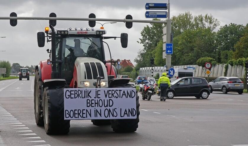 In totaal is 64 procent van het Burgerpanel voorstander van de boerenprotesten.