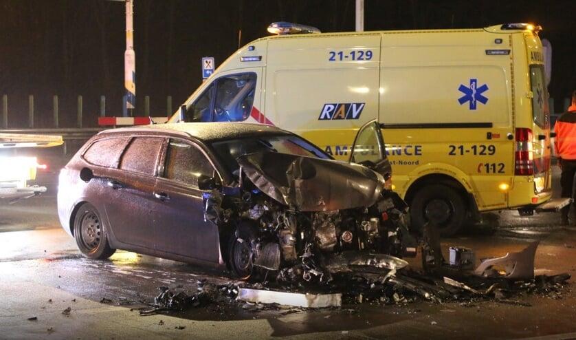 Op de Beersebaan in Cuijk gebeuren, volgens Rijkswaterstraat, de meeste verkeersongevallen in het Land van Cuijk en de Kop van Noord-Limburg. (foto: SK-Media)