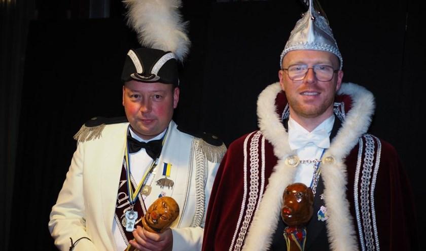 Danny van Asperen Porcus XLIX. (Foto: Stichting Carnavalsviering Heesch, Facebook)