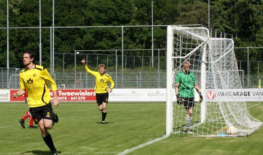 SSS'18 won bij Wilhemina'08.