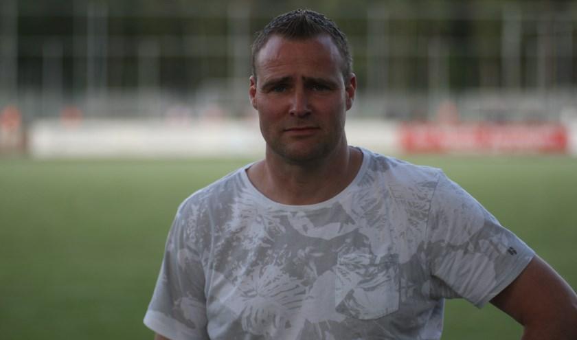 Volkel trainer Michiel Jans ziet goede ontwikkelingen bij zijn spelers