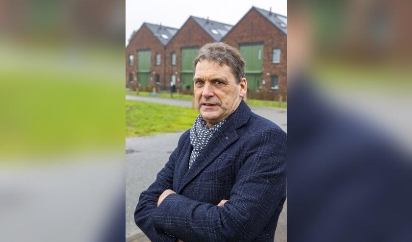 Jan trad acht jaar geleden, na de fusie tussen SVUwonen en Woonbelang Veghel, aan als directeur-bestuurder van Area.