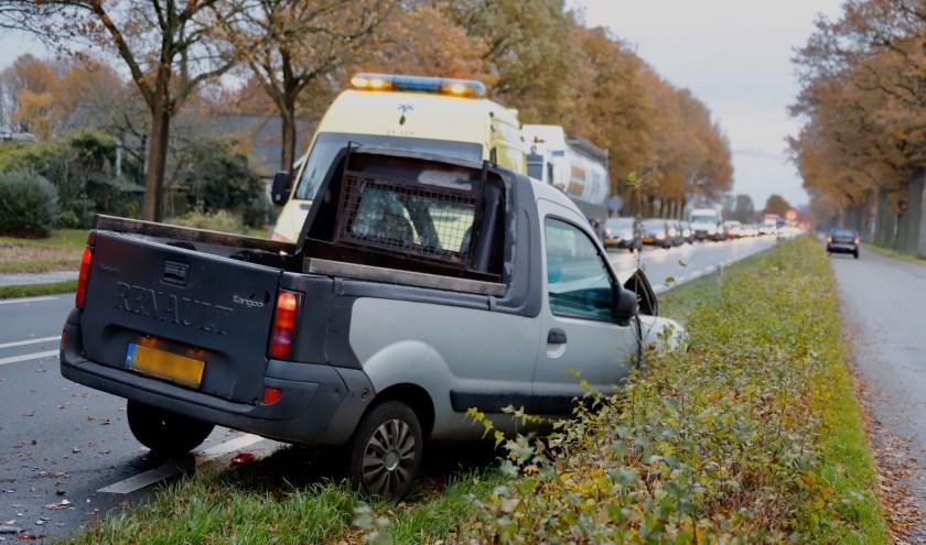 Gewonde bij ongeval op Sint Anthonisweg/N272 bij Boxmeer.