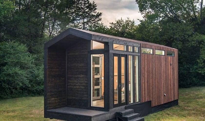 Tijdelijke 'tiny houses' zouden uitkomst kunnen bieden voor spoedzoekers op zoek naar een woning.