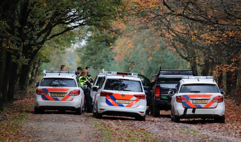 Politie kamt bos uit na mogelijke schietpartij in Sint Anthonis.