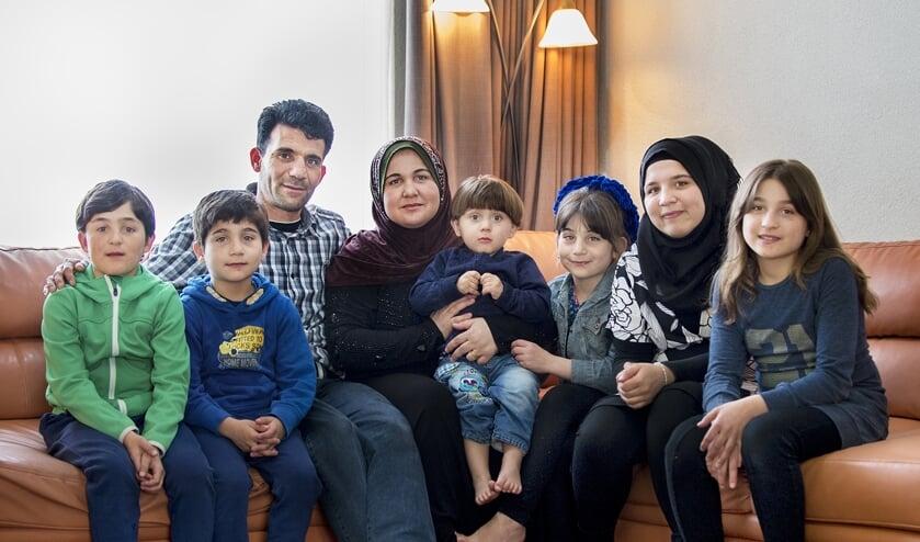De familie Isheibar.