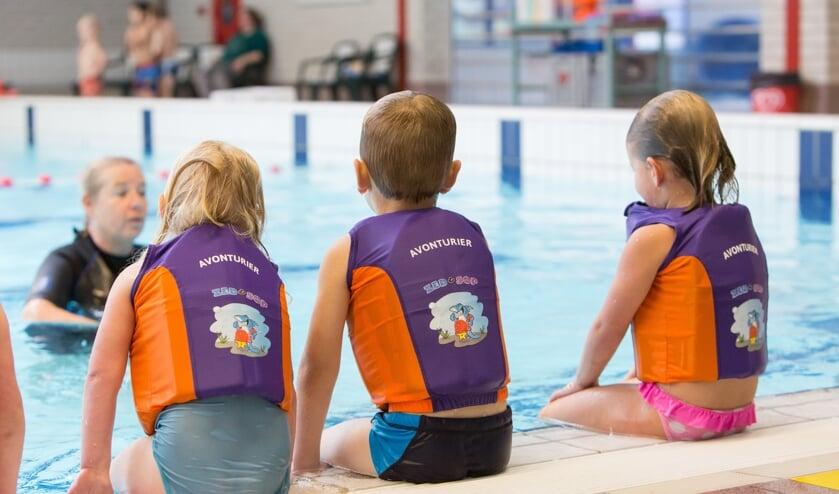 Nieuwe startgroep Zed & Sop-zwemles bij Optisport-zwembaden in Gennep en Boxmeer.