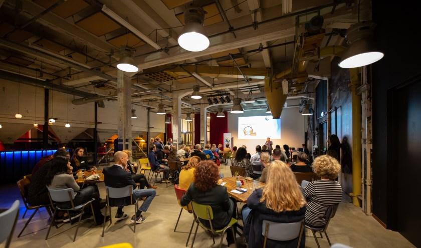 Bijeenkomst van het Startersnetwerk in De Apotheek.