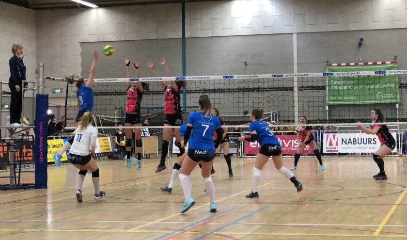 FAST in actie in sporthal Pica Mare in Gennep.