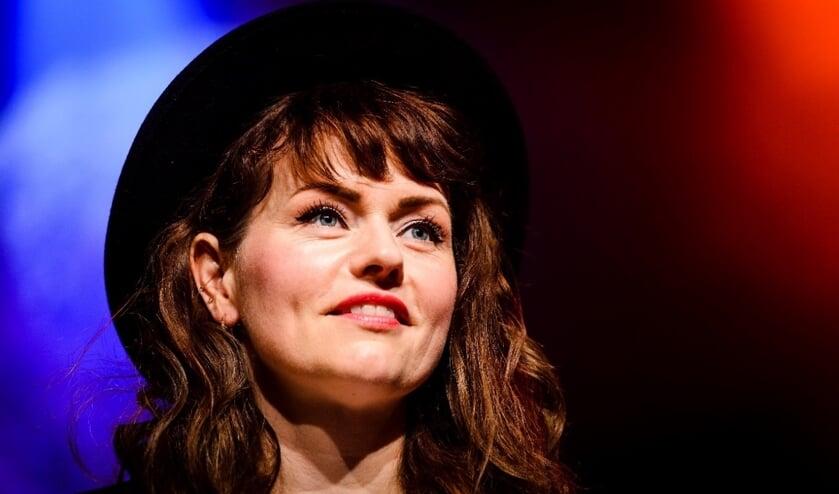 Jennie Lena werd bekend na haar auditie bij The Voice of Holland.