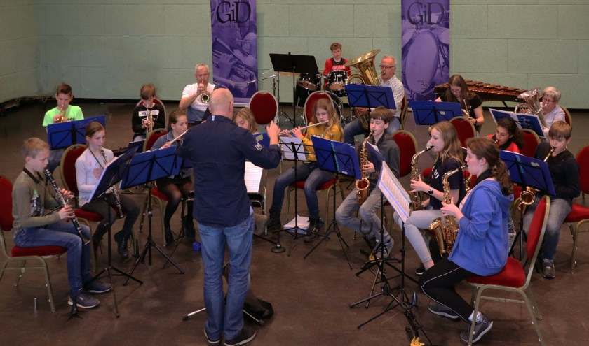 Nieuwe HaFa muziekopleiding voor de gemeente Cuijk.
